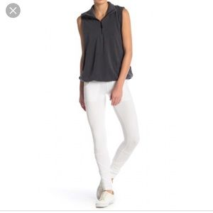 NWT Free People White Joggers
